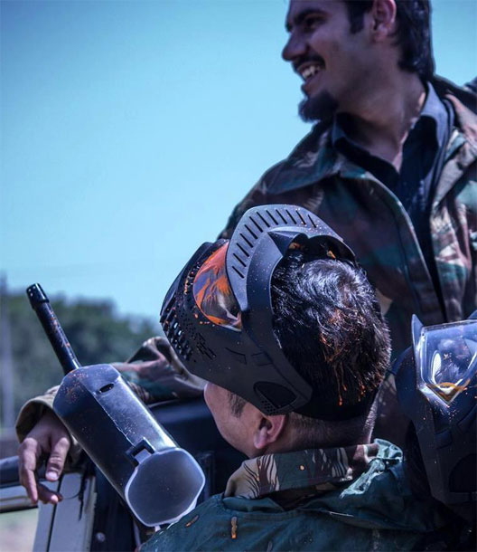 Adventure Camp Sohna: Paintball Near Delhi